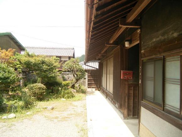 清流服部川近くで菜園付き R-00135 三重県伊賀市下阿波