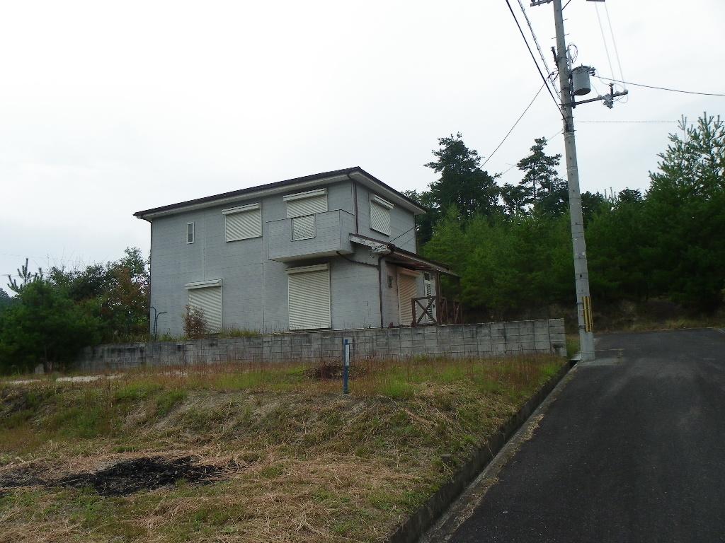 大阪から近く菜園も出来る住宅  ◎