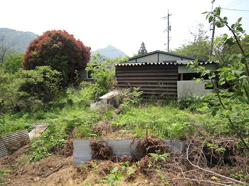 広い農園付き別荘小屋  ◎