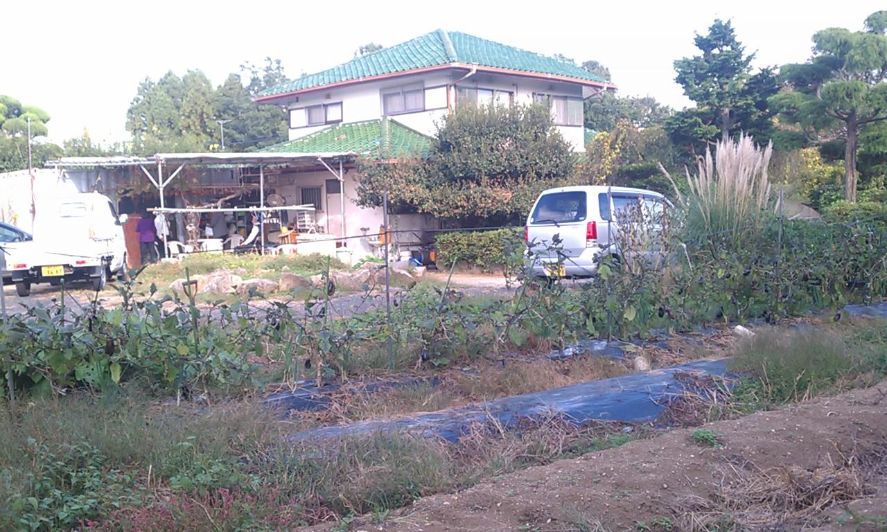 三田市の広い菜園付き田舎住宅◎ ◎