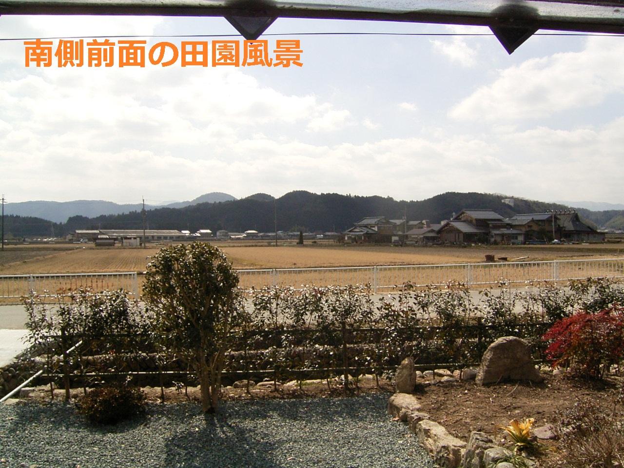 ◆南に田園風景広がる草葺古民家◆  ◎南に田園風景広がる草葺古民家◎