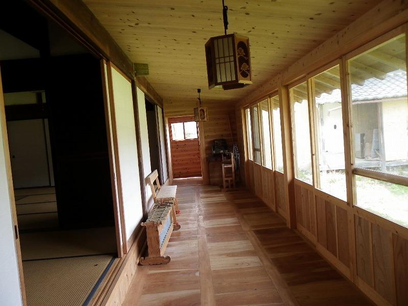 ◆けやき大黒柱の良材大屋根古民家、菜園生活も可能◆  ◎けやき大黒柱の良材大屋根古民家、菜園生活も可能◎