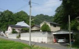 ◆岡山県の広大地付き田舎住宅、囲炉裏などあり。◆ ◎岡山県の広大地付き田舎住宅、囲炉裏などあり。◎