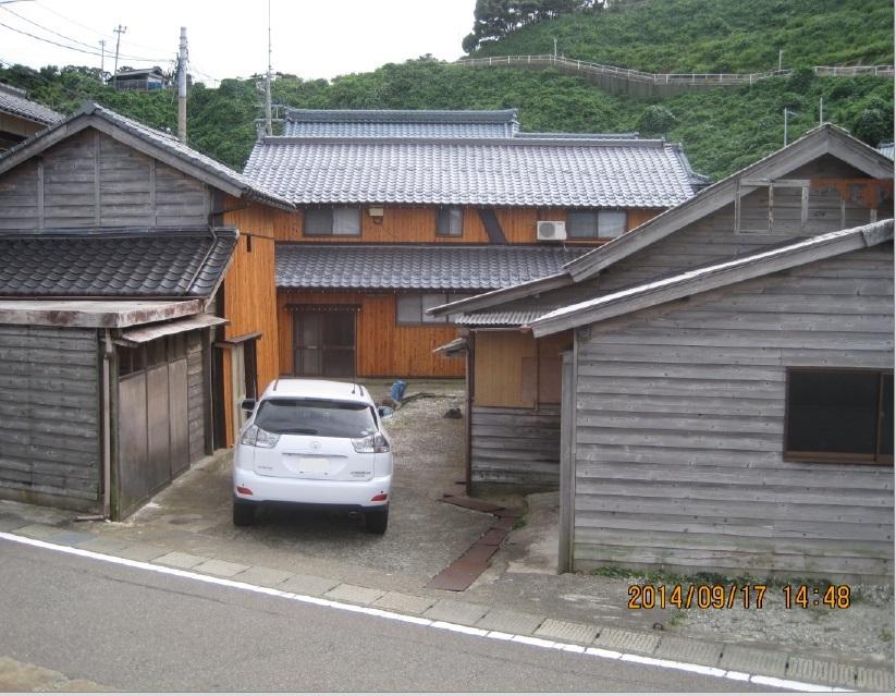 ◆日本海近隣、漁業権も希望なら付く古民家物件、土地広い◆ ◎海近隣、漁業権も希望なら付く古民家物件、土地広大◎