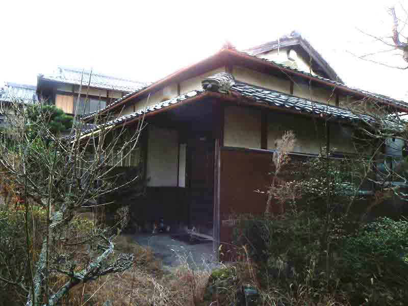 ◆奥京都亀岡市の湯の花温泉近隣の田舎住宅。◆ ◎奥京都亀岡市の湯の花温泉近隣の田舎住宅。◎