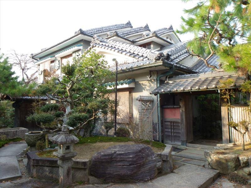 ◆温泉近隣の元田舎旅館の大型和風建築、京都通勤可能◆ ◎温泉近隣の元田舎旅館の大型和風建築、京都通勤可能◎