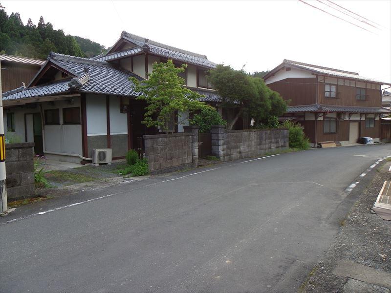 ◆京都らしいベンガラ塗りの和風田舎家物件、納屋付き◆  ◎京都らしいベンガラ塗りの和風田舎家物件、納屋付き◎