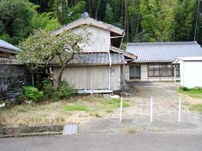 下和田中古住宅 和歌山県東牟婁郡那智勝浦町