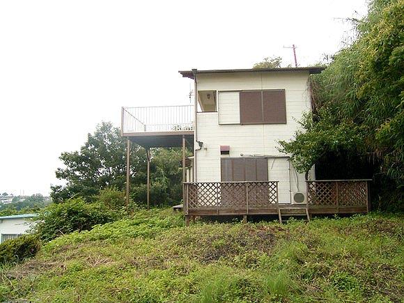 瀬戸内海を望む高台の家 兵庫県たつの市御津町室津
